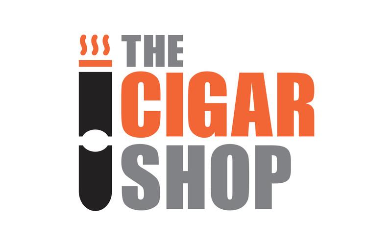 The Cigar Shop Logo