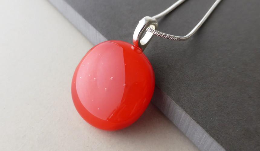Red Dot Pendant