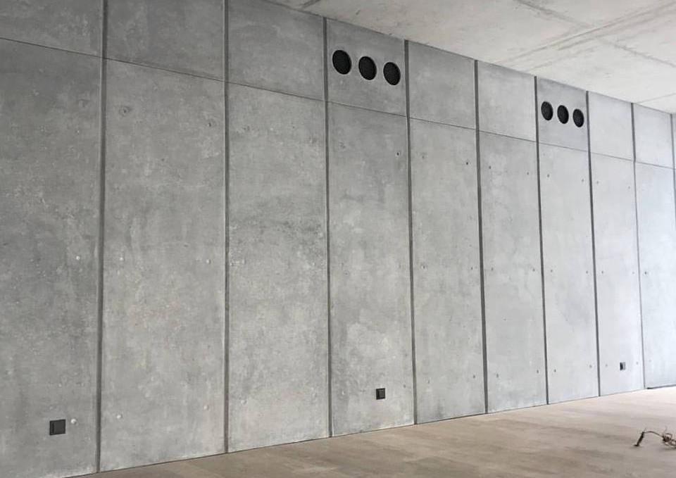 GFRC Wall Panels