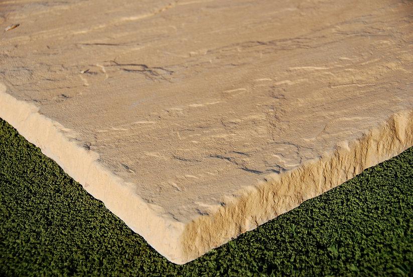 Yorkstone in Buff/sandstone