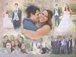 Chris & Alyssa Wedding PIc Montage-2