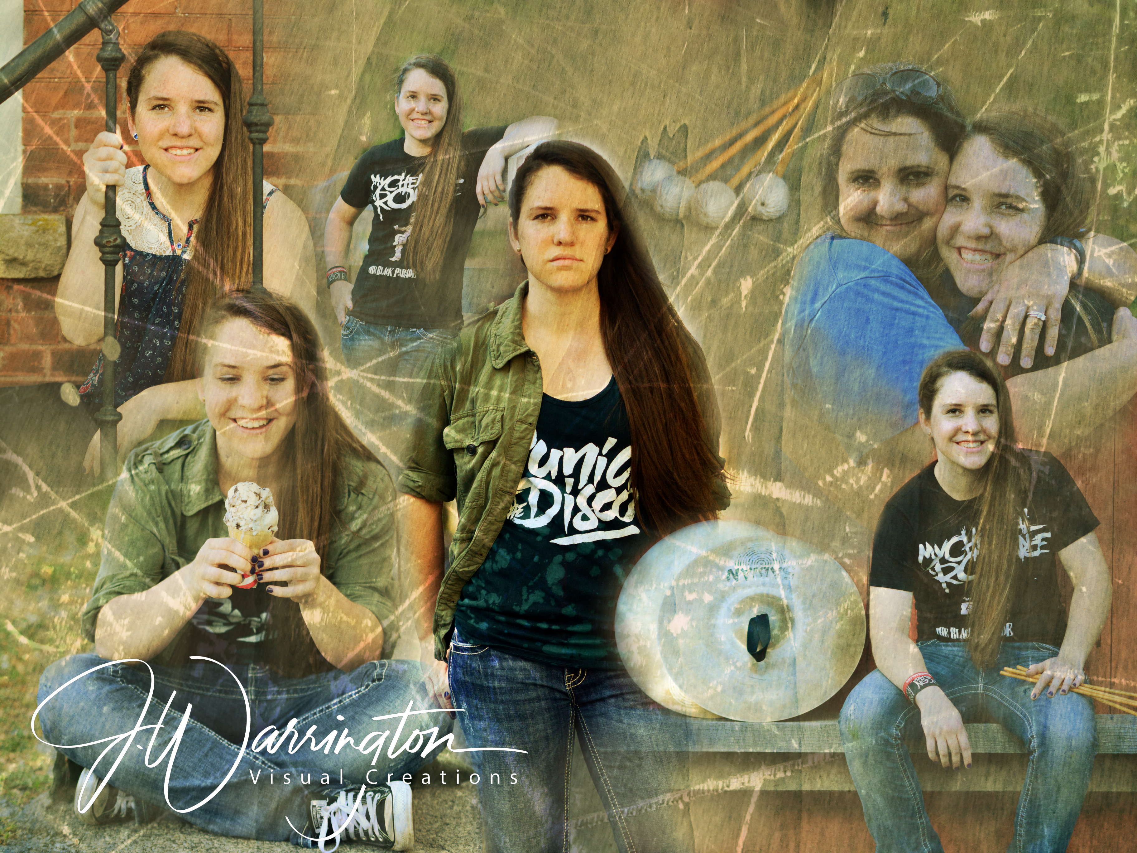 Leah Montage 2 With Logo