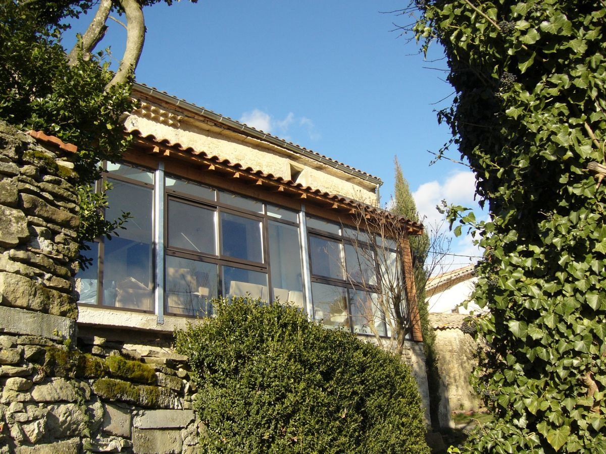 Maison RC / Drôme (2012)