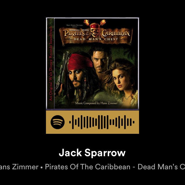 Jack Sparrow theme