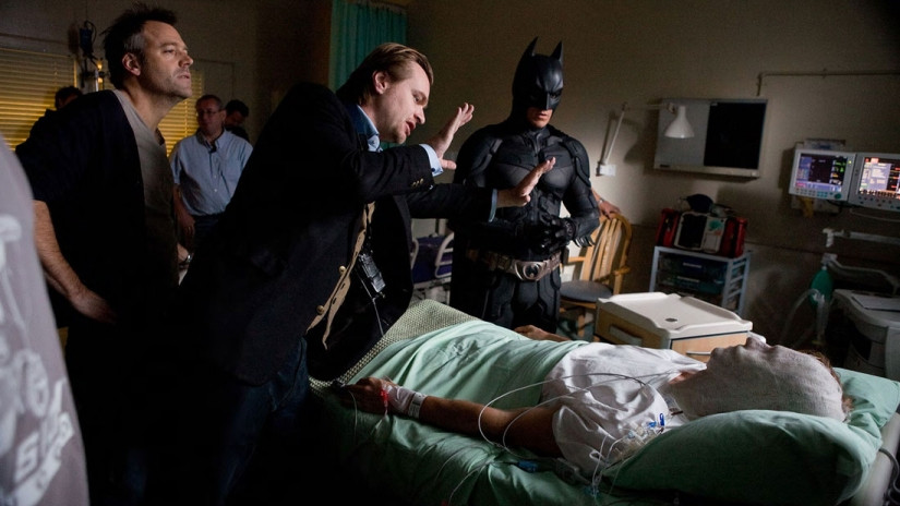 Nolan The Dark Knight