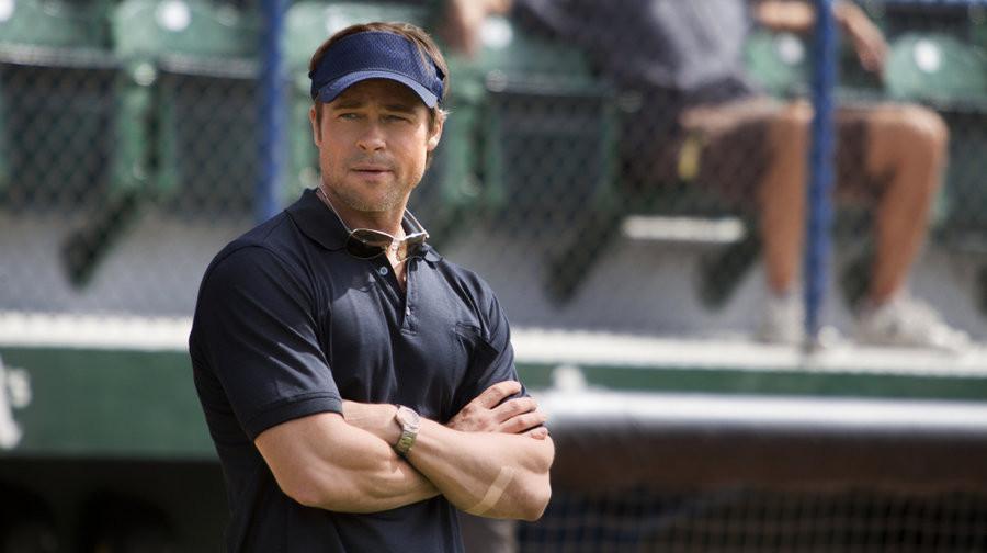 Brad Pitt Moneyball