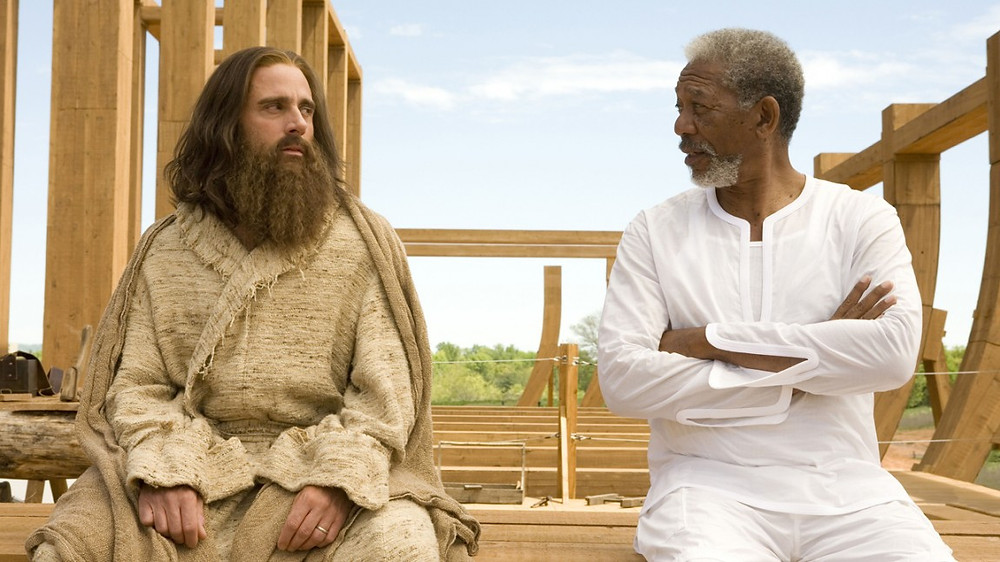 Carell Evan Almighty