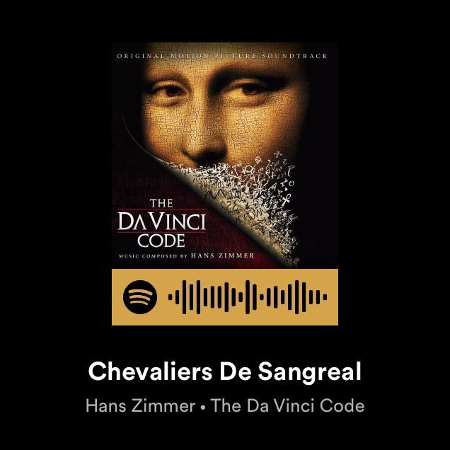 Da Vinci Code Theme