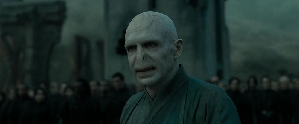 Ralph Fiennes Voldemort looking