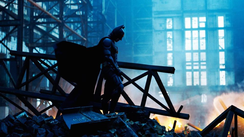 The Dark Knight Station