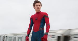 Unmasked Spider-Man