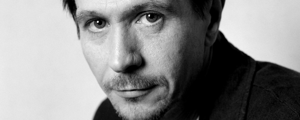 Gary Oldman looking