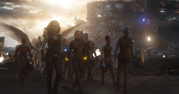 Guest Blog: Top 10 Female Empowerment Moments in Avengers: Endgame