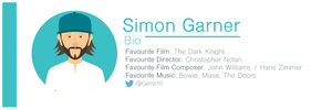 Author Bio Simon Garner