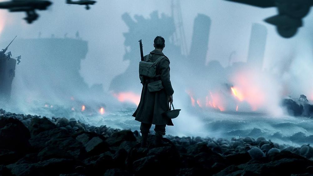 Dunkirk soldier standing