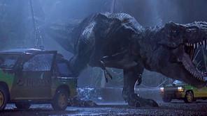 Scene of the Week: Jurassic Park - The T-Rex Breakout