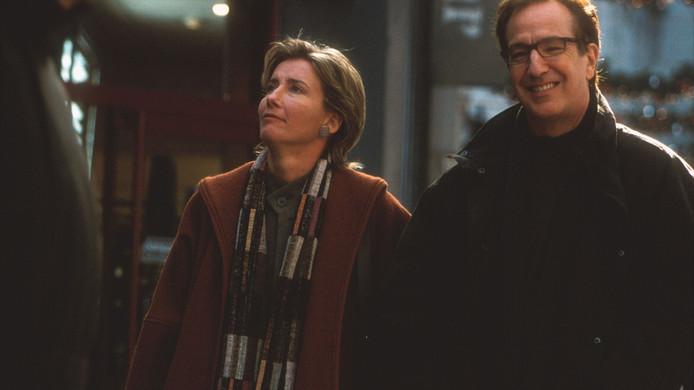 Scene of the Week: Emma Thompson/Joni Mitchell, Love Actually.