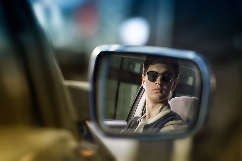 Baby Driver Wing Mirror
