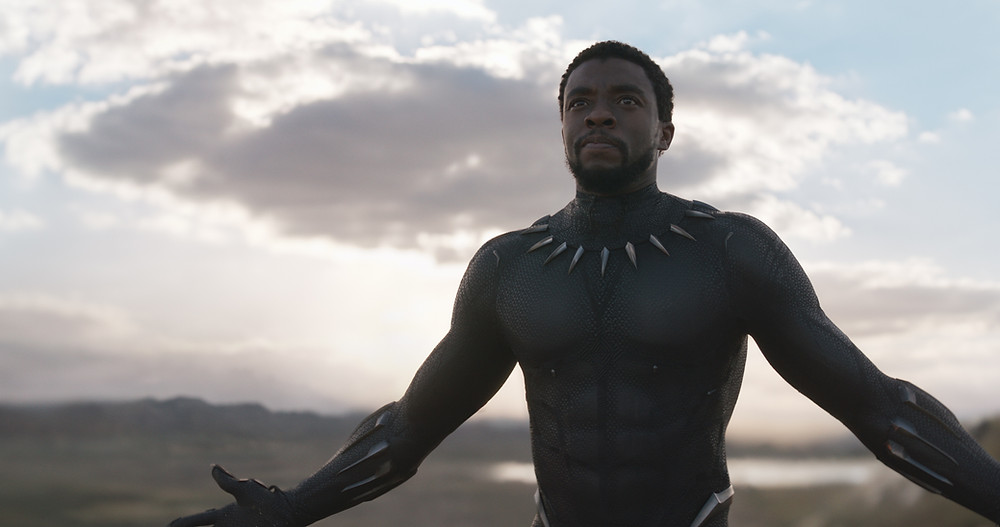 Boseman Black Panther