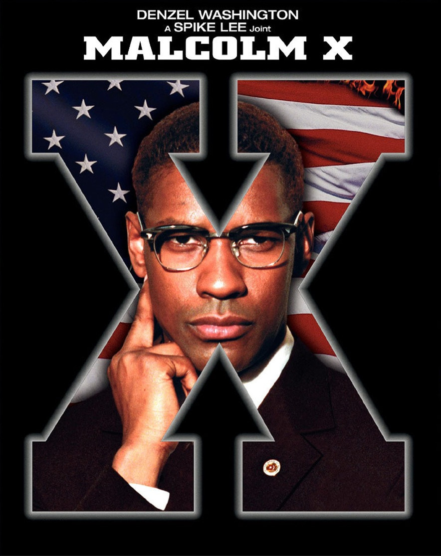 Malcolm X poster