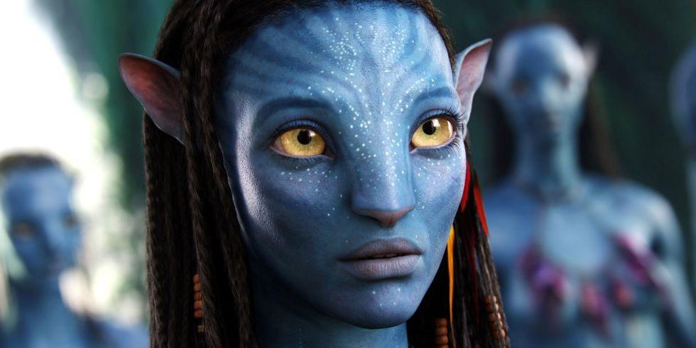 Saldana Avatar