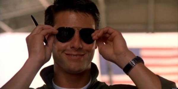 Top Gun Tom Cruise Sunglasses