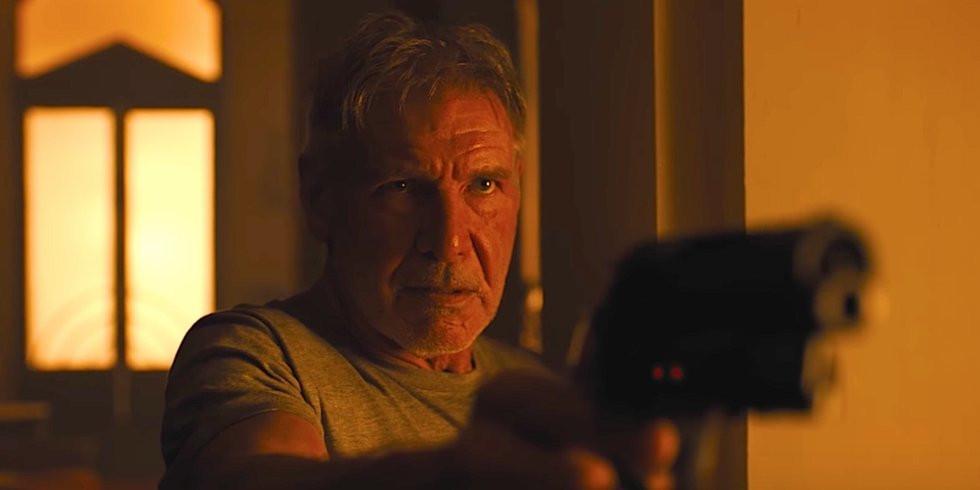 Blade Runner 2049 Ford