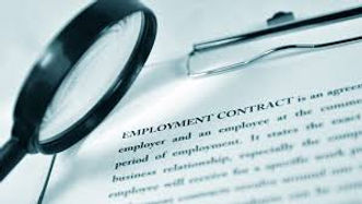 Contracts Counsel Employment Contract Image