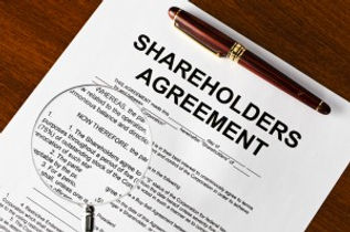 ContractsCounsel Shareholder Agreement Image