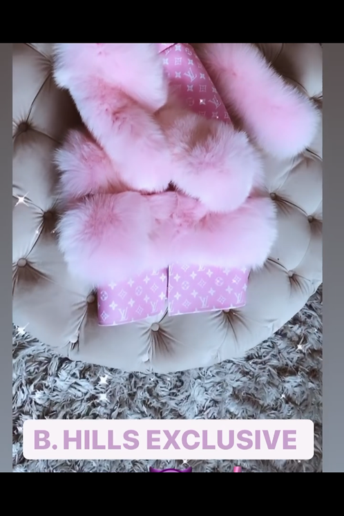 """""""Mean Girls Pink"""" LV Vest"""