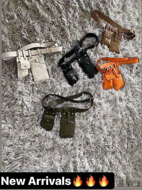 """Chic Utility"" Belt Bag!"