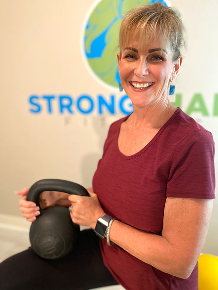 Laura Clayton of StrongShape Fitness Personal Training