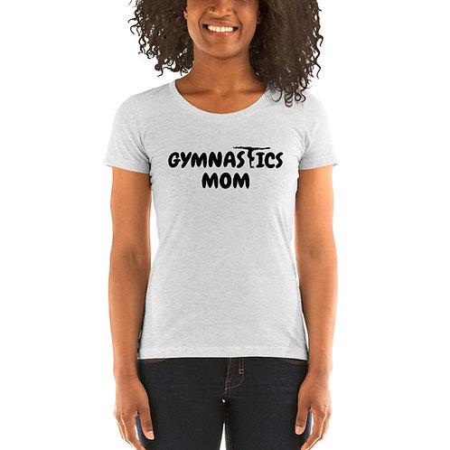 White Heather CATS Mom T-Shirt