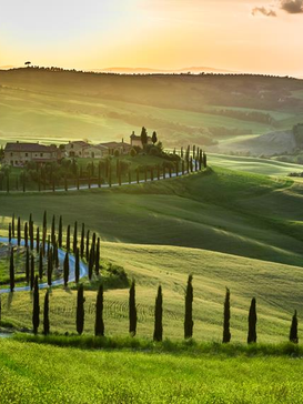 Tuscany: Val d'Orcia