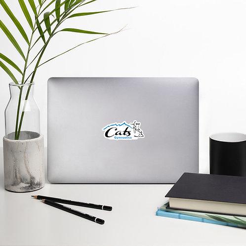 CATS Logo Sticker
