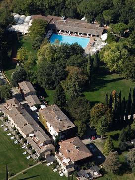 Borgo San Luigi Resort in Tuscany