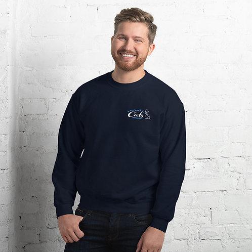 Black CATS Sweatshirt - Adult