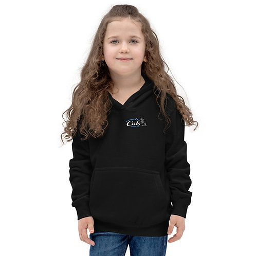Black CATS Hoodie - Youth