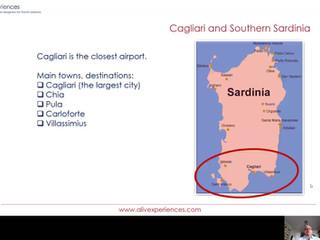 Sardinia Italy - Sustainable travel