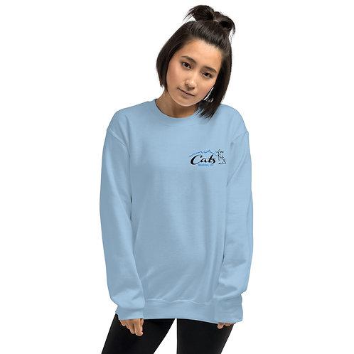 Light Blue CATS Sweatshirt - Adult