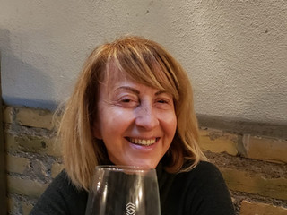 Teresa - Our food expert in Rome!