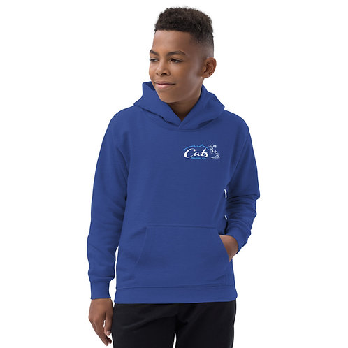 Blue CATS Hoodie - Youth