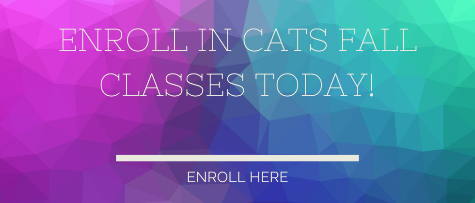 Copy of ENROLL IN SUMMER CLASSES TODAY!.