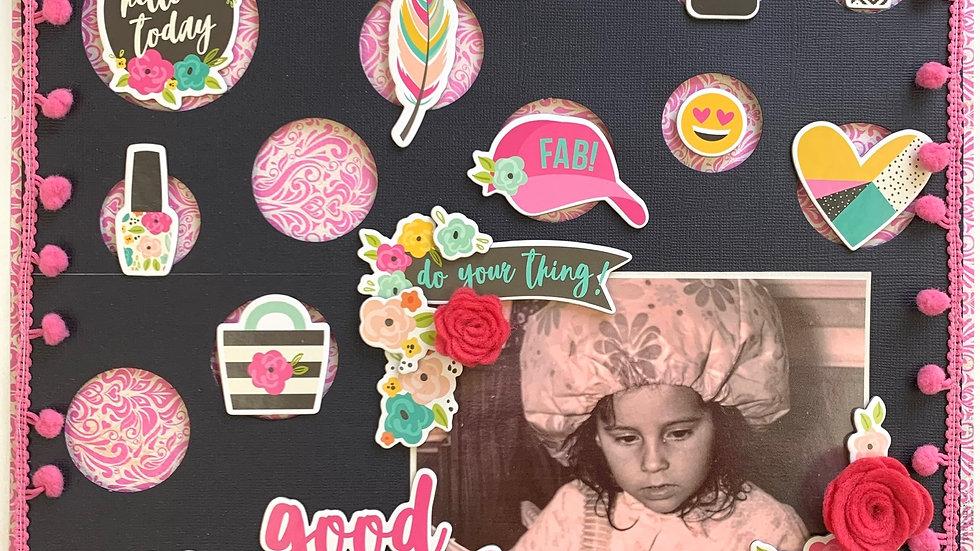 Kit Página Good Vibes