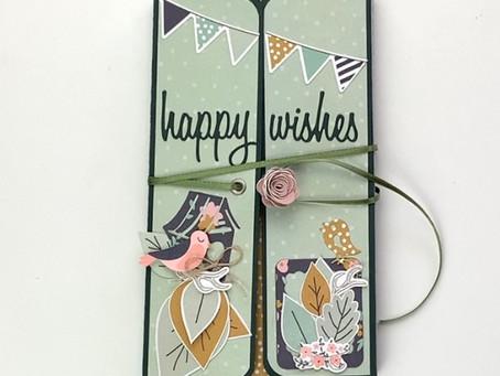 Mini Álbum Happy Wishes :-)