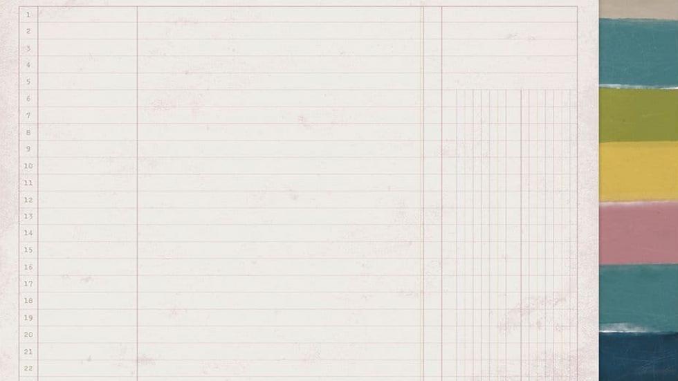 Papéis Avulsos - Coleção CareFree - Heidi Swapp