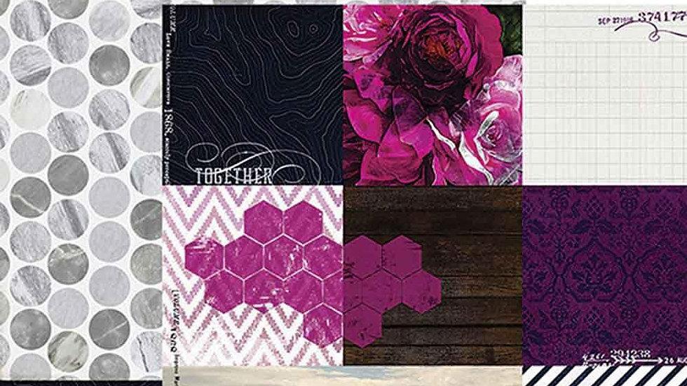Folhas Avulsas - Coleção Hawthorne - Heidi Swapp
