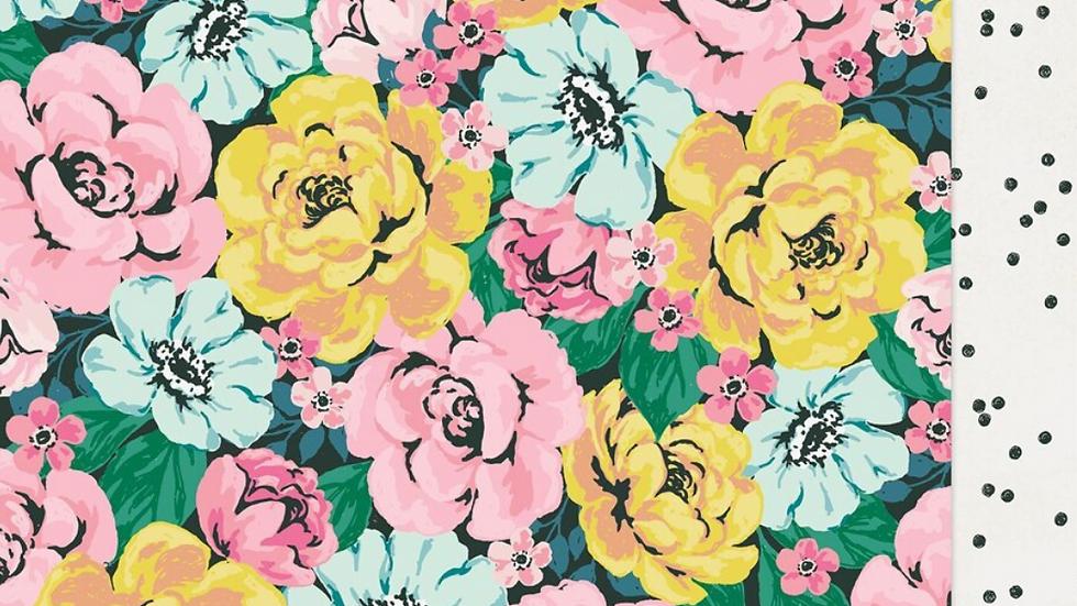 Folhas Avulsas - Coleção Garden Party - Maggie Holmes
