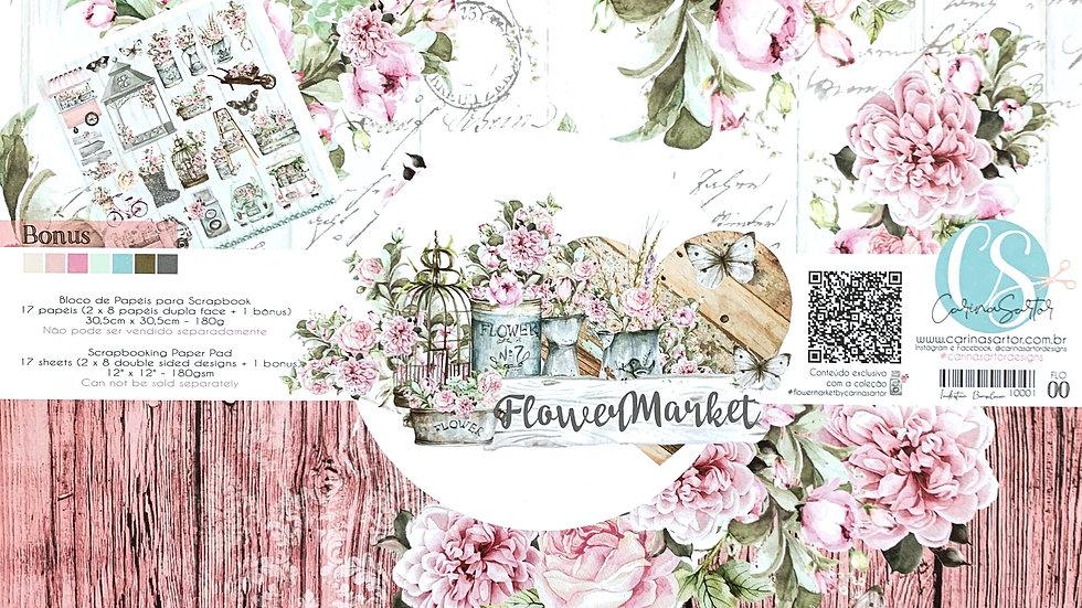 Carina Sartor - Coleção Flower Market