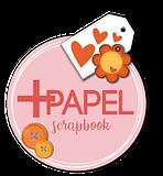 Logo +Papel_com sombra fundo transparent